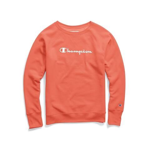 Women's Fleece Boyfriend Sweatshirt