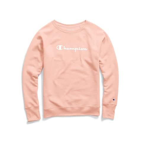 Women's Fleece Boyfriend Sweatshirt