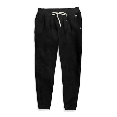 Champion Women's Plus Heritage French Terry Jogger