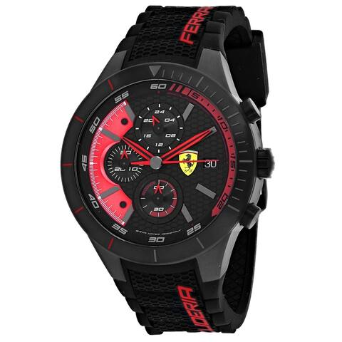 Ferrari Scuderia Men's Red Rev Evo - 830260