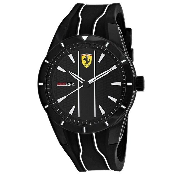 Shop Ferrari Scuderia Men S Red Rev Evo 830495 N A N