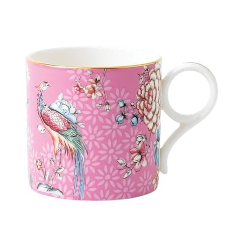 Wedgwood Wonderlust Fine Bone China Lilac Crane Mug