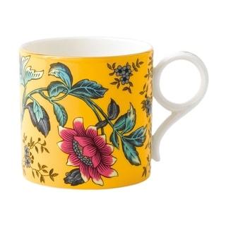 Wedgwood Wonderlust Yellow Tonquin Fine Bone China Mug