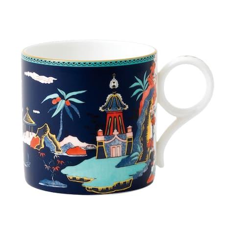 Wedgwood Wonderlust Blue Pagoda Fine Bone China Mug