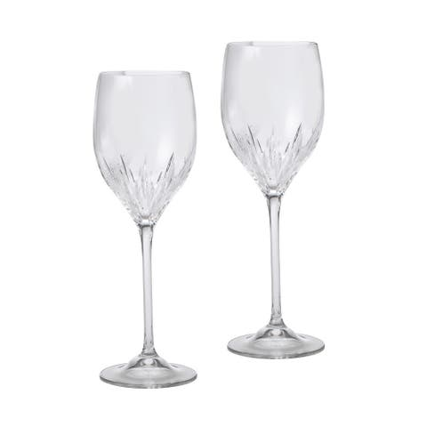 Duchesse Crystal Wine Glasses (Set of 2)