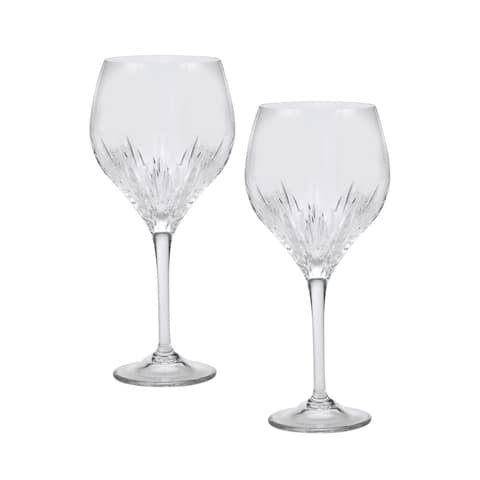 Duchesse Crystal Goblets (Set of 2)