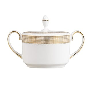 Link to Gilded Weave Fine Bone China Imperial Sugar Similar Items in Dinnerware