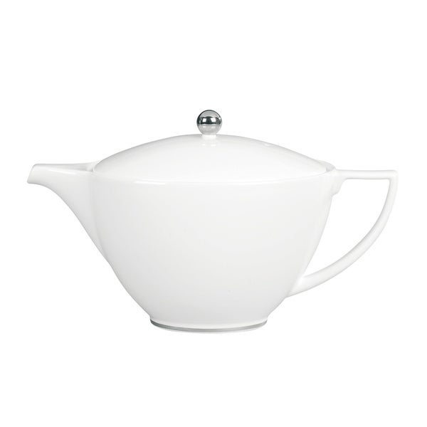 Platinum 1.7-pt Fine Bone China Teapot