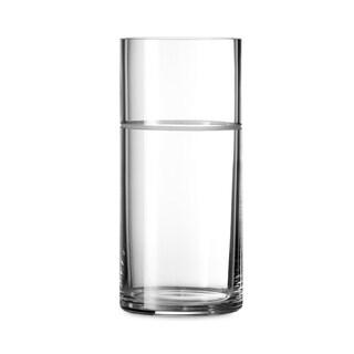 Vera Bande 9-inch Crystalline Vase
