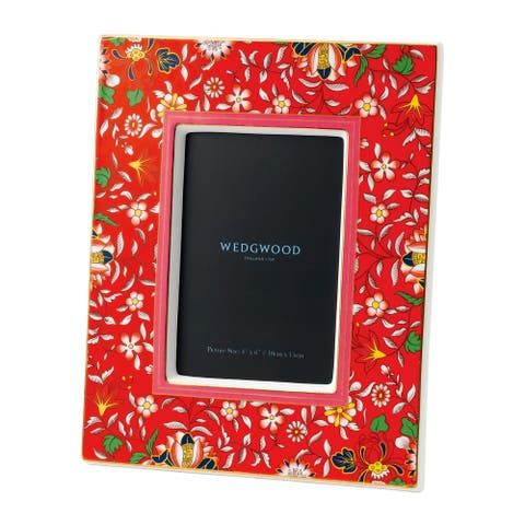 Wedgwood Wonderlust Crimson Jewel Frame