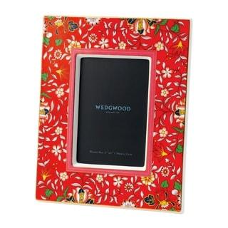 Wedgwood Wonderlust Crimson Jewel Frame