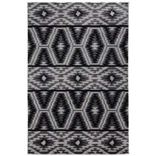 Colorado Mesa Grey Area Rug - 2' x 3'