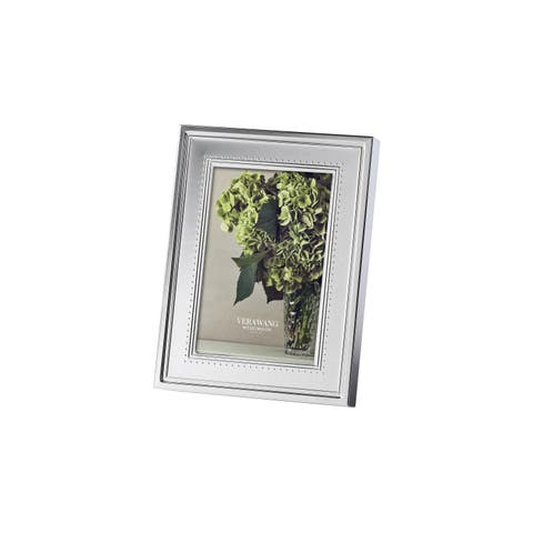 Grosgrain Simplicity and Grace Metal Frame
