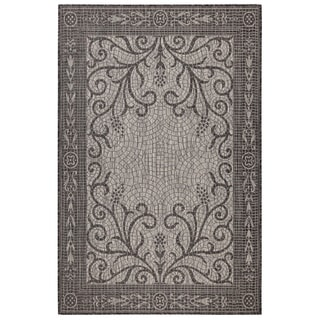 Link to Liora Manne Carmel Mosaic Indoor/Outdoor Rug Similar Items in Farmhouse Rugs