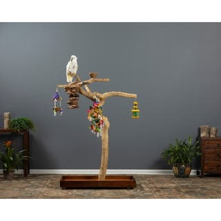 Prevue Pet Products Coffeawood Java Tree Large Floor Playstand Style #2 Model 22625