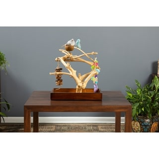 Link to Prevue Pet Products Coffeawood Java Tree Minis Small Table Top Playstand Model 22633 Similar Items in Bath