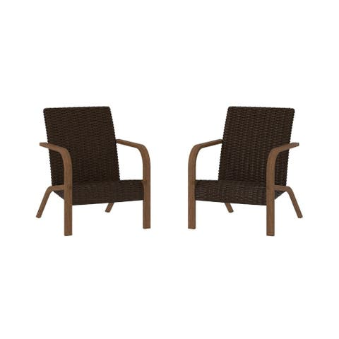 COSCO Outdoor Furniture Villa Park SmartDry Patio Lounge Chairs (2-Pack)