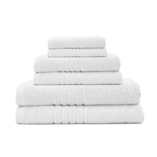 Softee 6-Piece 100% Cotton Bath