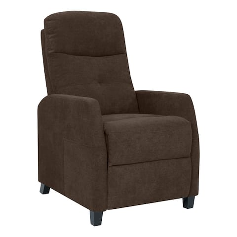 Copper Grove Diest Push-back Recliner Chair