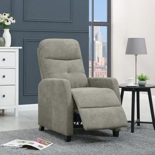 Shop Safavieh Holden Eucalyptus Navy Recliner Chair Free