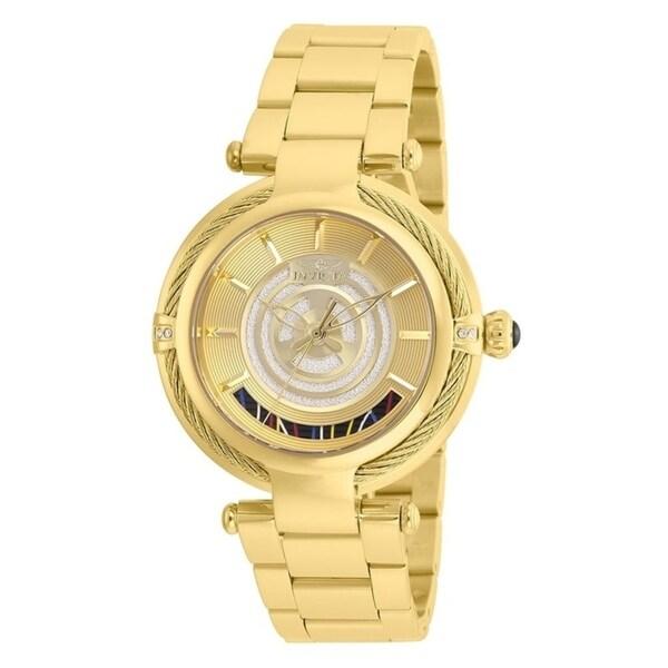 Invicta Women's Star Wars 26233 Gold Watch