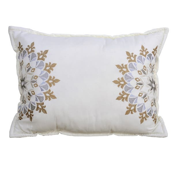 Serenta Medallion 5 Piece Reversible Quilt Comforter Set Overstock 27326736