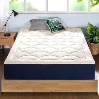 12 Inch Pillowtop Memory Foam Mattress - Crown Comfort