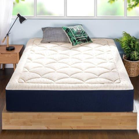 Crown Comfort Memory Foam 12-inch Pillowtop Mattress