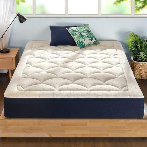 Crown Comfort 10-inch Thick Pillowtop Memory Foam Mattress