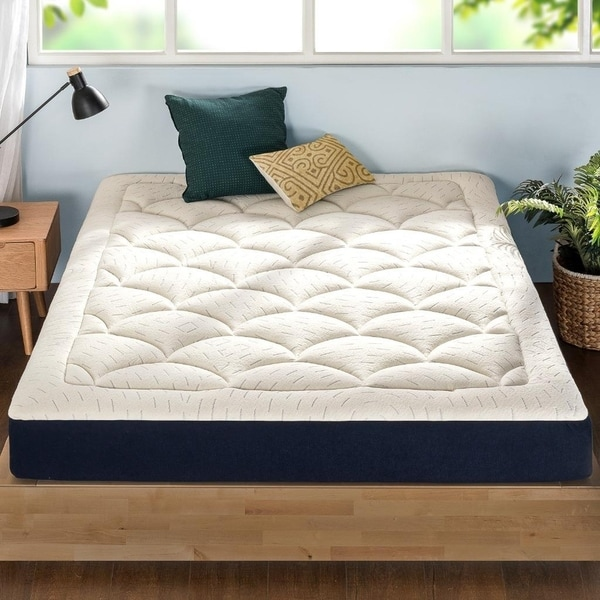 Crown Comfort 8-inch Pillowtop Memory Foam Mattress