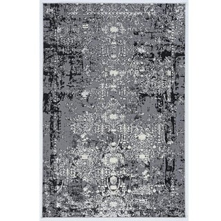 Society Ravi Grey Area Rug - 2' x 3'