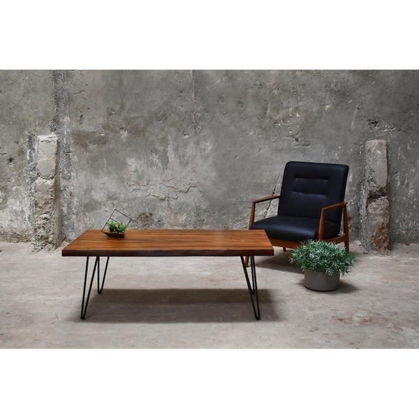 Shop 222 Fifth North Shore Live Edge Coffee Table Free