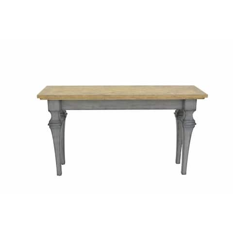 222 Fifth Rue MontMarte Grey Console Table