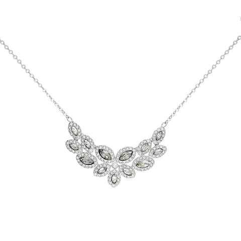 Swarovski Women's Baron Rhodium-Plated Necklace - 5106529