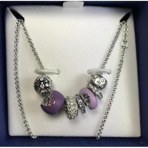 Swarovski Kauri Charm Necklace 5017411