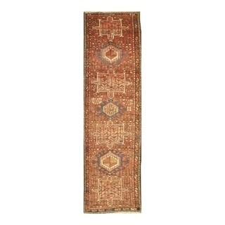 "Pasargad NY Antique Persian Karajeh Rug - 2'6""x10'2"""