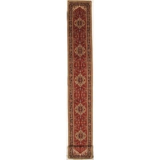 """Pasargad NY Serapi Design Hand-Knotted Rug - 2'6"""" x 19'7"""" - 2'6"""" x 19'7"""""""