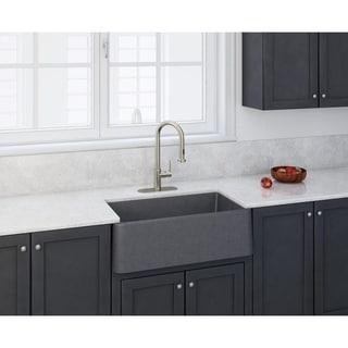 """Handmade Apron Kitchen Sink - 33"""" x 19"""""""