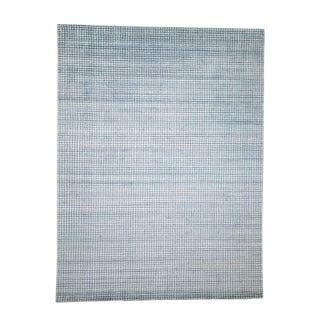 "Shahbanu Rugs Mosaic Design Pure Wool Hand-Loomed Oriental Rug (9'0"" x 11'10"") - 9'0"" x 11'10"""