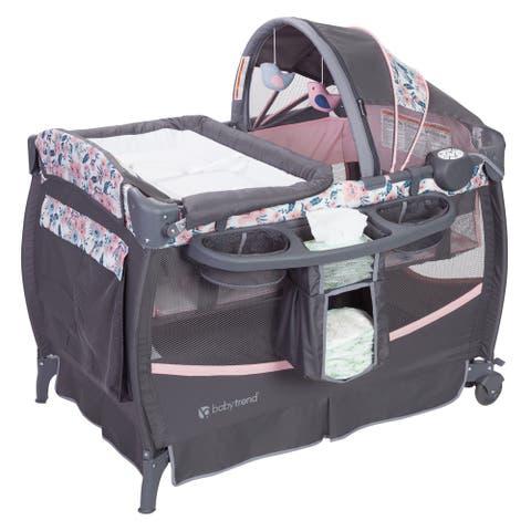 Baby Trend Deluxe II Nursery Center,Bluebell