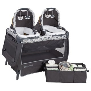 Link to Baby Trend Twins Nursery Center, Goodnight Forest Similar Items in Activity Gear