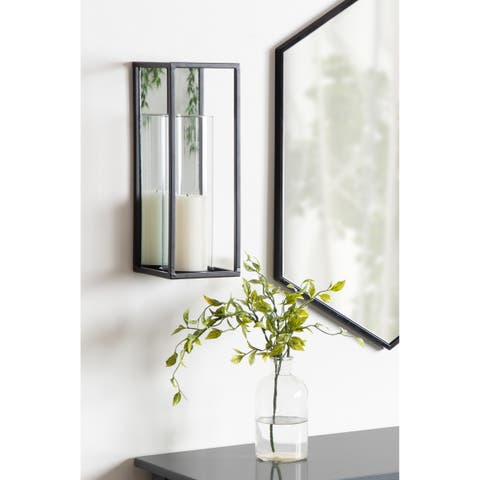 Kate and Laurel Mirri Candle Sconce