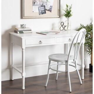 Kate and Laurel Cayne 2-drawer Wood Desk