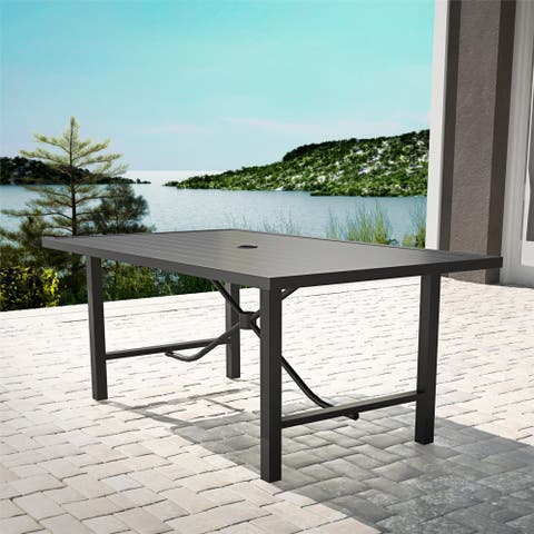 Havenside Home Fort Albany Patio Dining Table