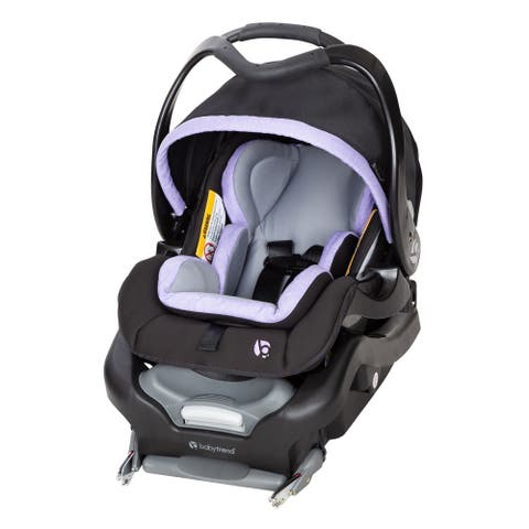 Baby Trend Secure Snap Tech 35 Infant Car Seat,Lavender Ice