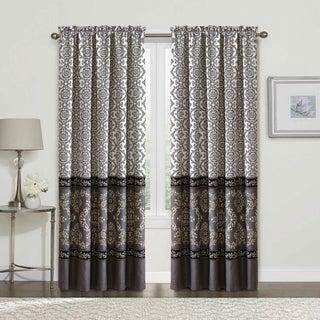 "Serenta Mystic Curtain 2 Piece Set - 60"" x 84"""