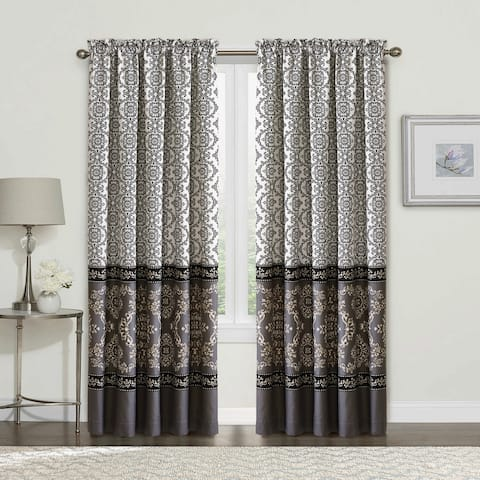 "Serenta Mystic Curtain 2 Piece Set - 60"" x 84"""
