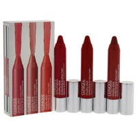 Clinique Chubby Stick Moisturizing Lip Color Balm Trio