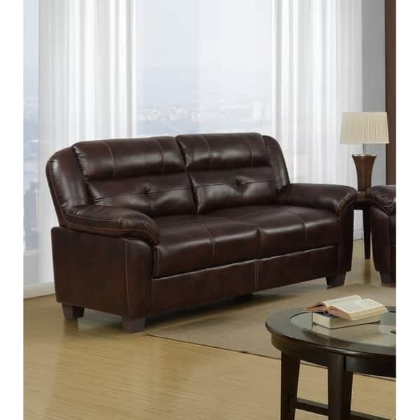 Shop Global Furniture Usa Coffee Sofa Free Shipping Today