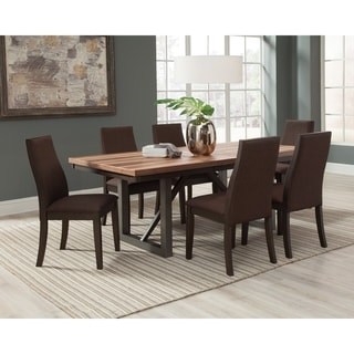 Bethany Industrial Chocolate 5-piece Dining Set